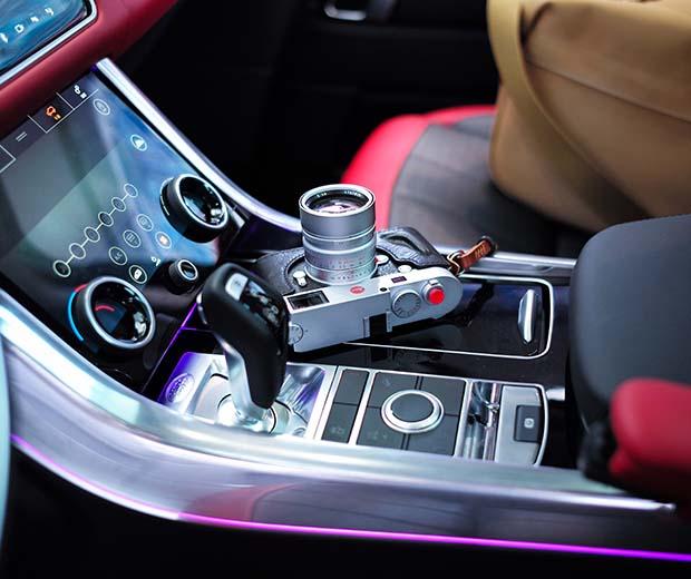 autonomous vehicle design