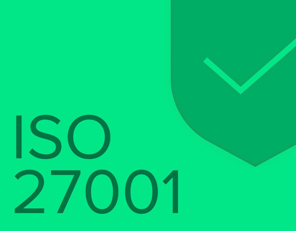 Star is now ISO 27001 certified. This will save you time, money and a lot of worries