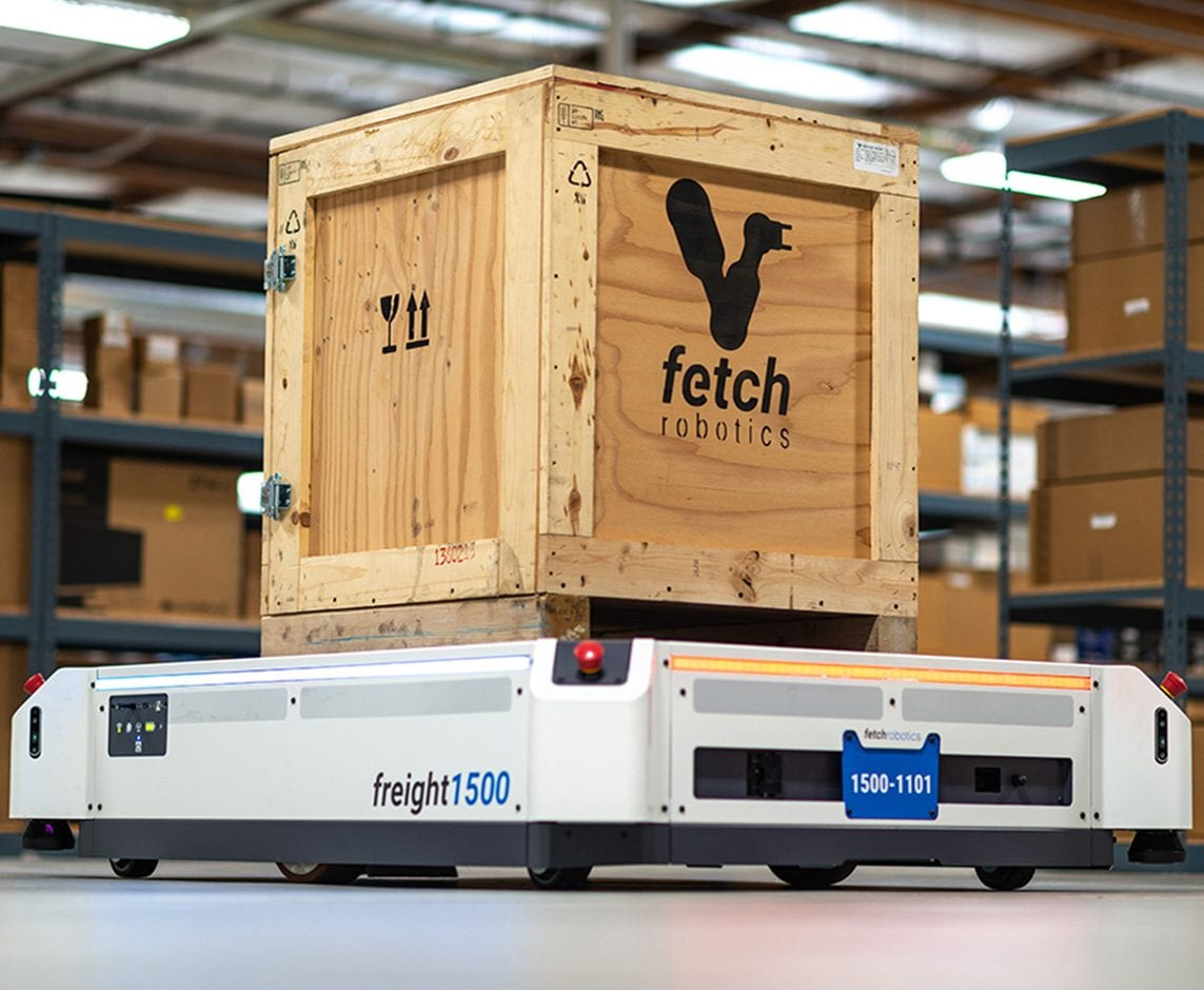 Fetch Robotics - manufacturing development