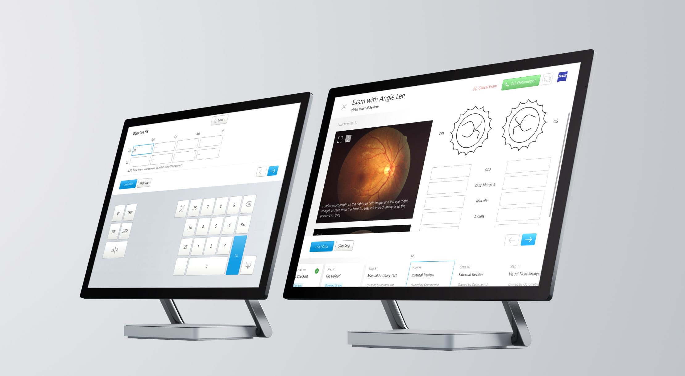 digital design - Zeiss case