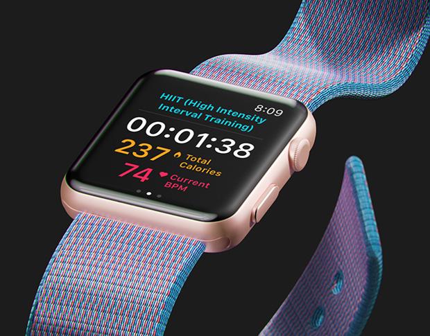 netpulse app apple watch