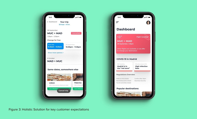 air travel app