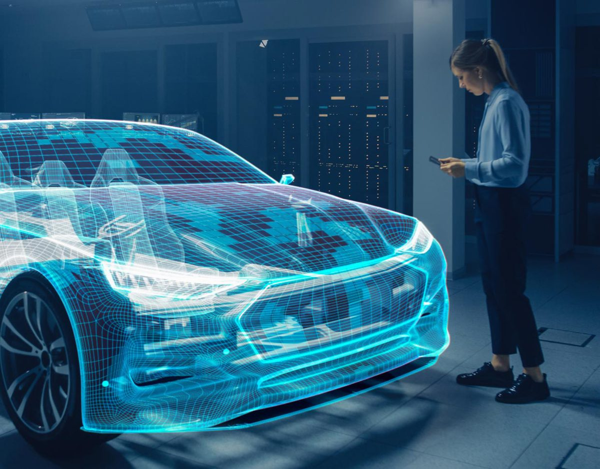 Automotive digital retail: designing the new vehicle-buying experience