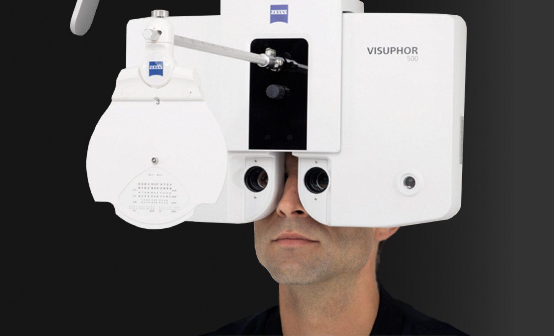 eye exam solution