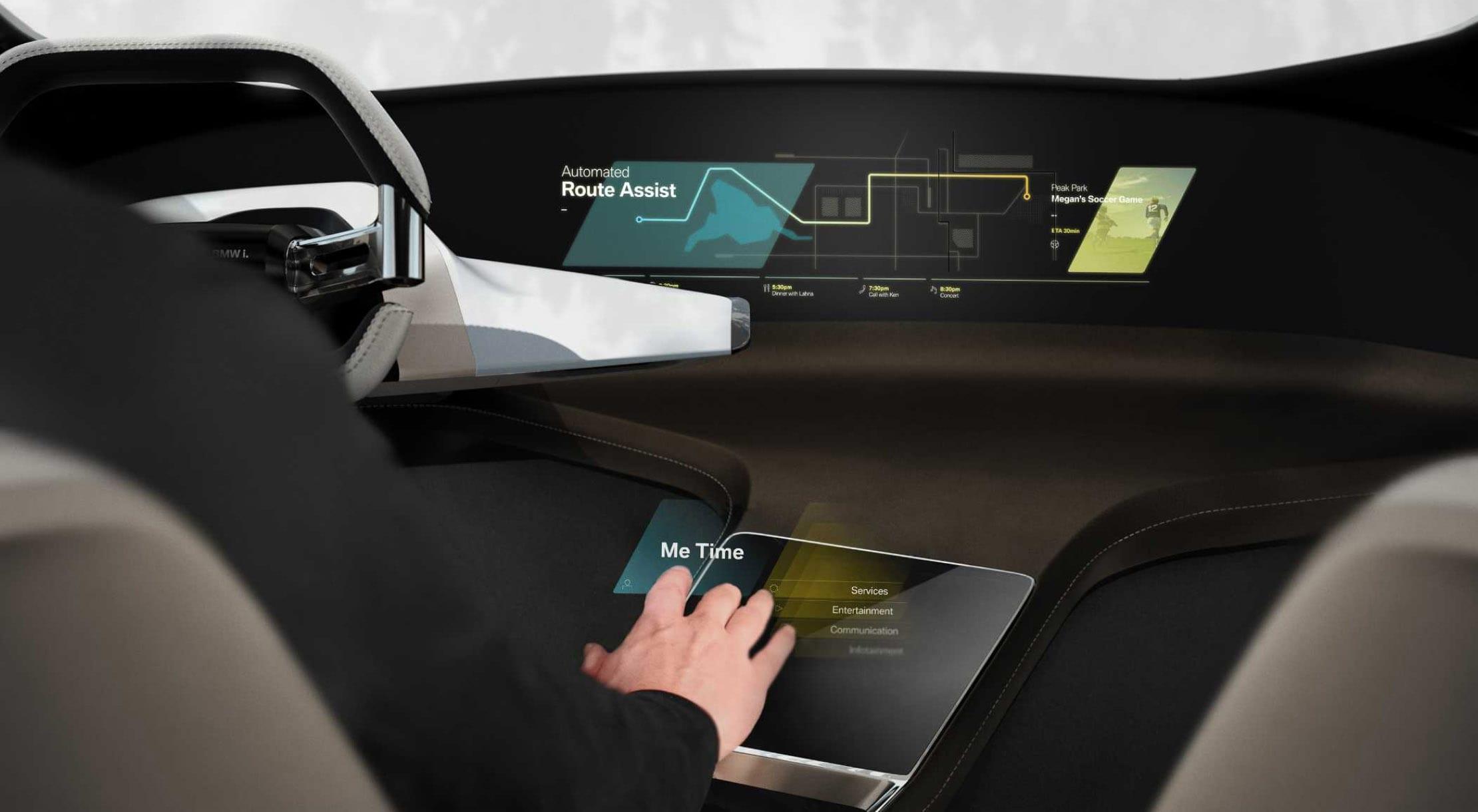 automotive hmi technology