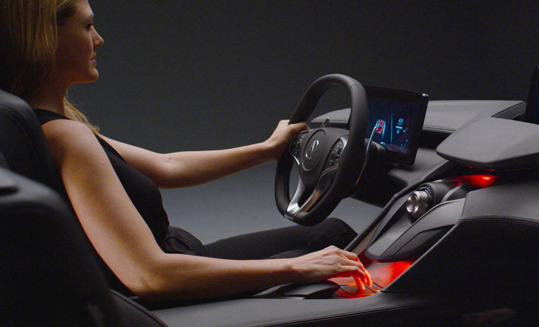 automotive hmi development