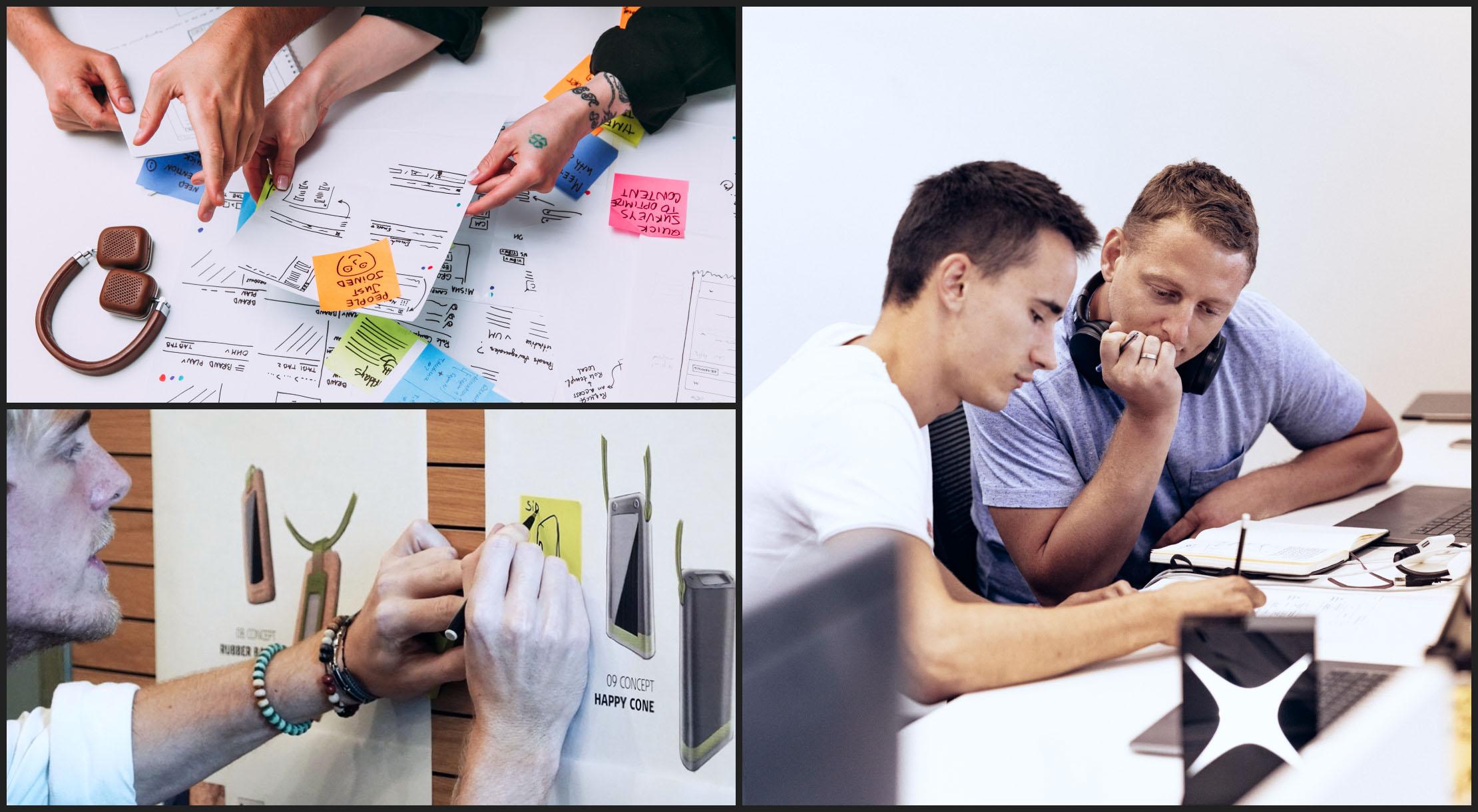 dintech design thinking - principle 4