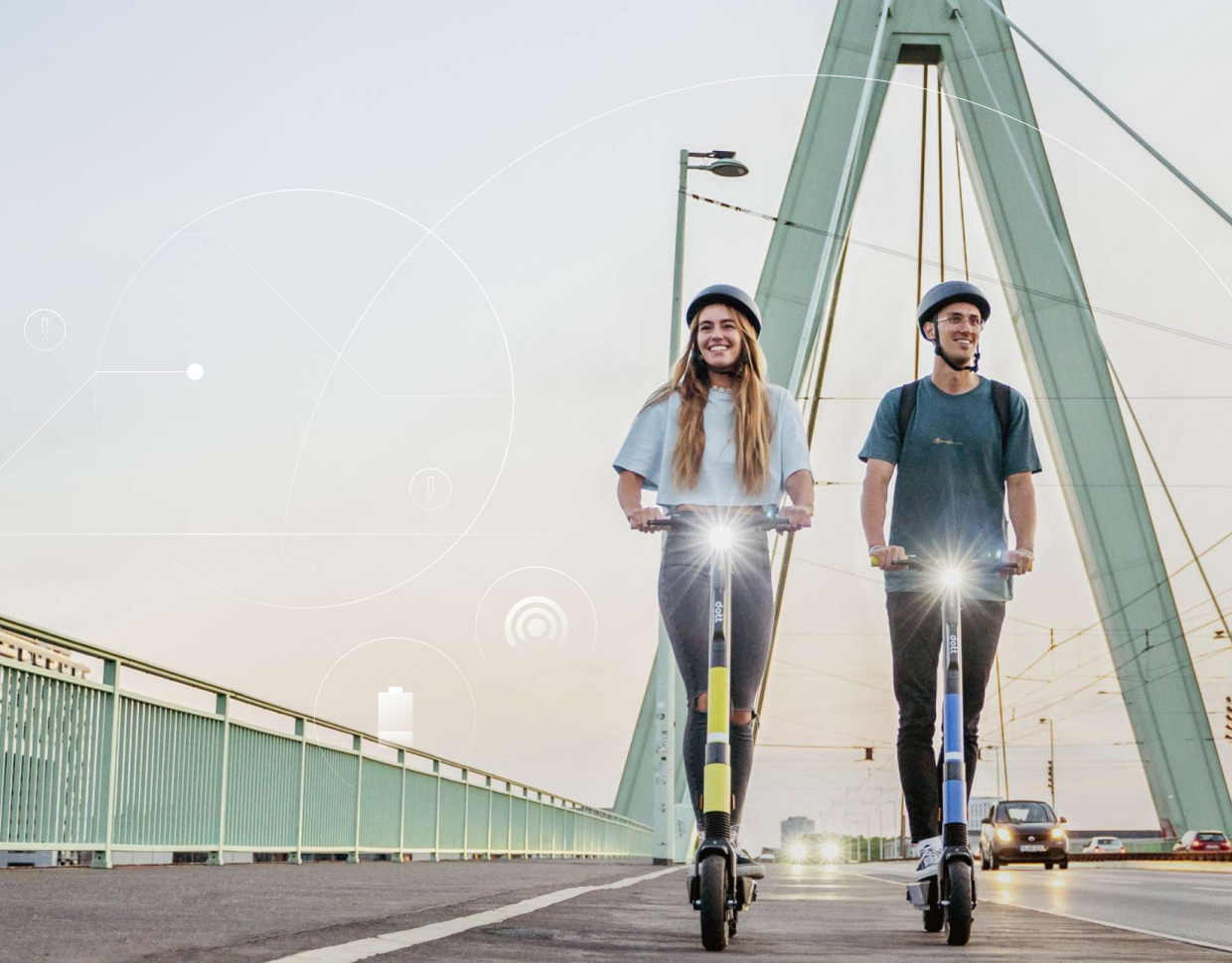 Coming to a street near you: micromobility trends shaping the future of transport