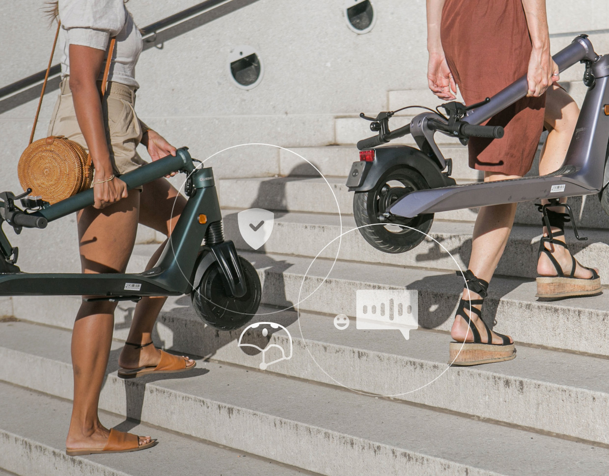 Micromobility trends are shaping the future of transport