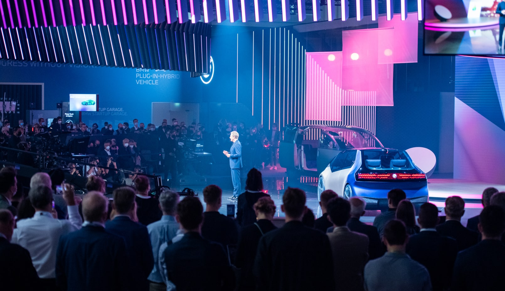 IAA 2021 recap: the trends and tech redefining mobility